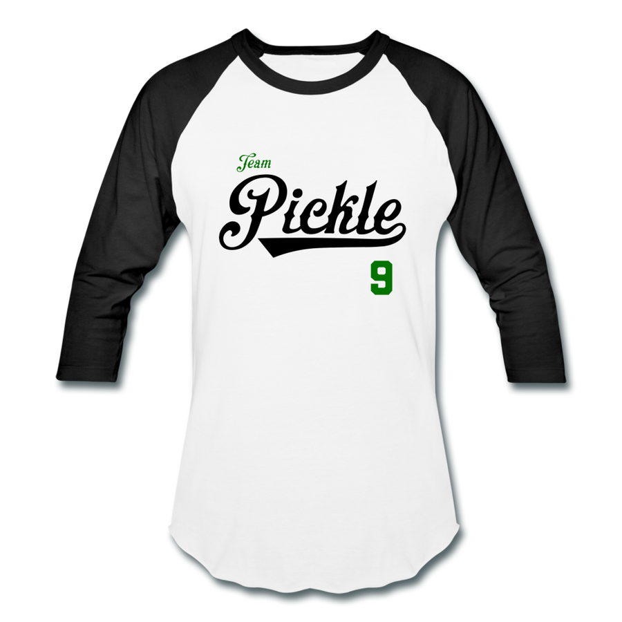 Team Pickle ⚾️ Multiple Colors - white/black
