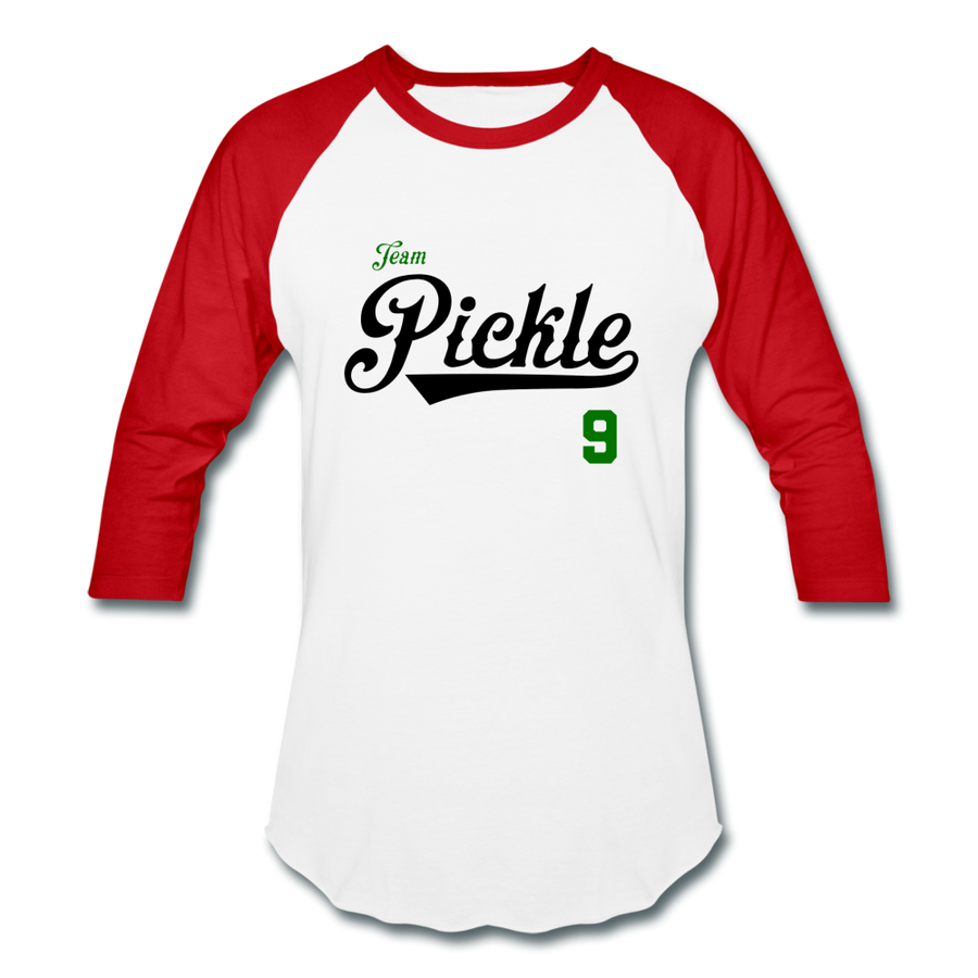 Team Pickle ⚾️ Multiple Colors - white/red