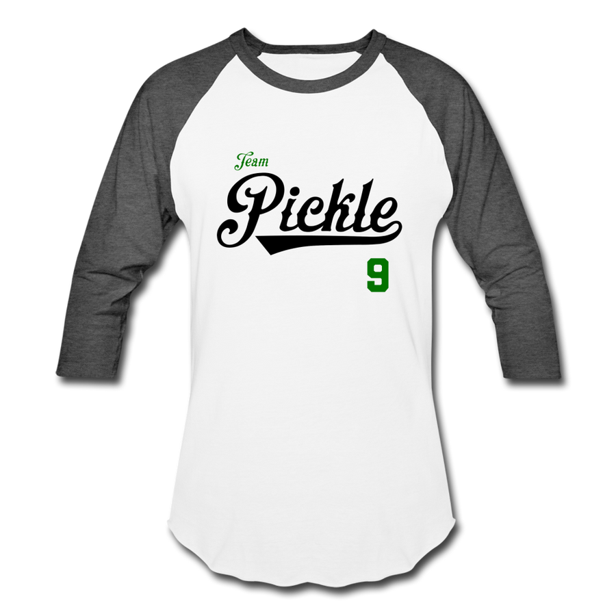 Team Pickle ⚾️ Multiple Colors - white/charcoal
