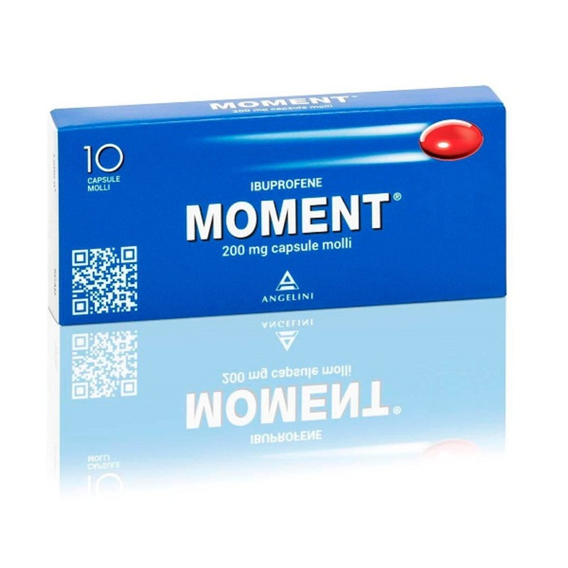 Moment * 10 Cps Soft 200 Mg