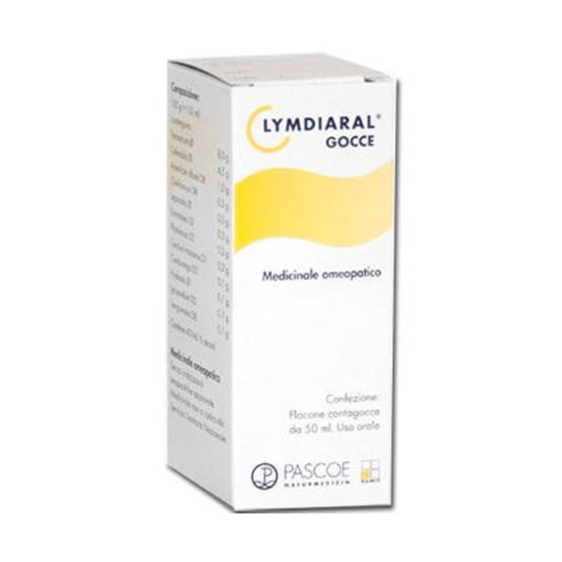 Pascoe Lymdiaral Gocce 50 Ml Complesso