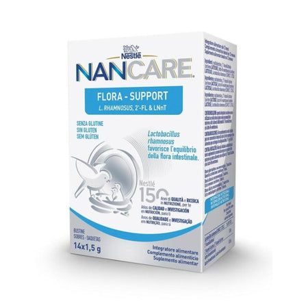 Nestle' Nancare Flora Support 14 Bustine