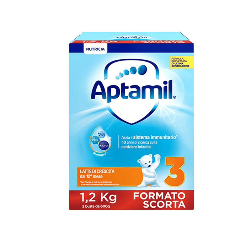 Aptamil 3 1200 G Latte Di Crescita con Pronutra+tm-ADVANCE - Farmaveloce