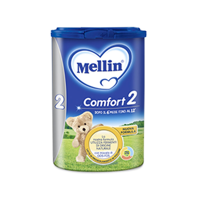 Mellin Comfort 2 Milk Continuation Powder From 6th to 12th Month 800G