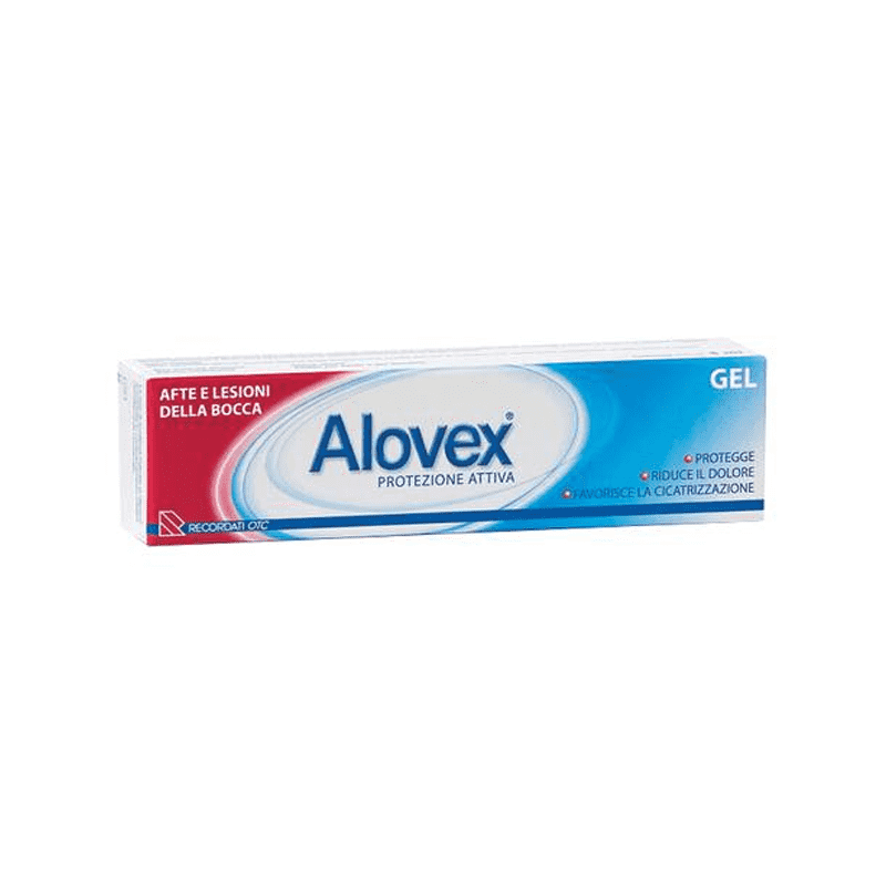 Alovex Protez Attiva Gel 8Ml - Farmaveloce