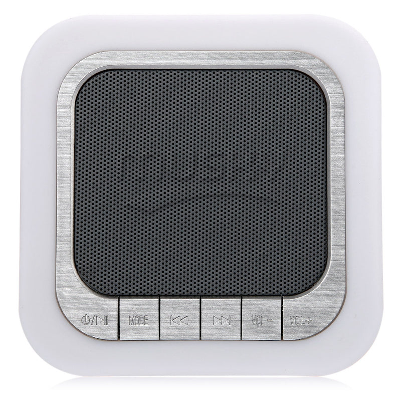 MUSKY DY28 Portable Wireless Bluetooth Stereo Speaker Handsfree AUX Audio Input LED Time Display Alarm Model