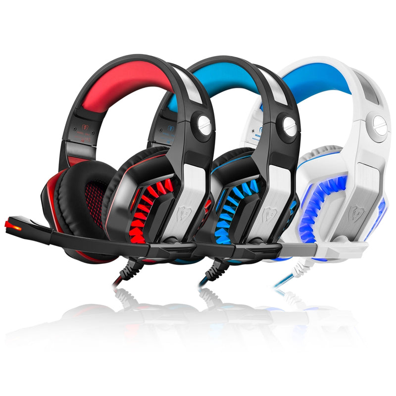 Beexcellent GM - 2 Over-ear Stereo Gaming Headset
