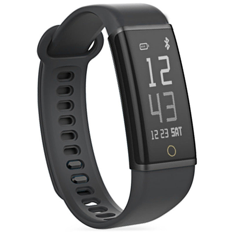Lenovo HX03W Cardio Plus HX03W Smart Bracelet Bluetooth 4.2 OLED Screen IP68 Waterproof Heart Rate / Sleep Monitor Pedometer Sedentary Reminder
