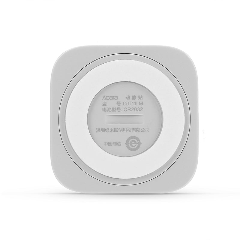 Aqara Smart Vibration Sensor for Home Safety International Edition ( Xiaomi Ecosystem Product )