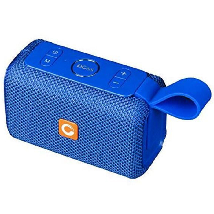 DOSS E - Go Portable Bluetooth Speaker IPX6 WaterProof Soundbox Wireless Music Player with Mic