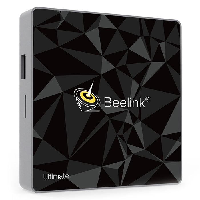 Beelink GT1 - A Voice Remote Control / Support Netflix 4K / Amlogic S912 / 3GB RAM / 32GB ROM / 2.4G 5G WiFi / 1000Mbps / HDMI 2.0 / VP9 / H.265 / Supports HDR10 TV Box