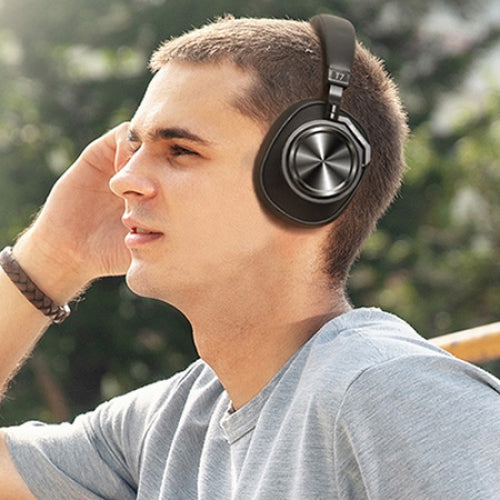 Bluedio T7 Plus Bluetooth Headphone ANC Headband Wireless Headset