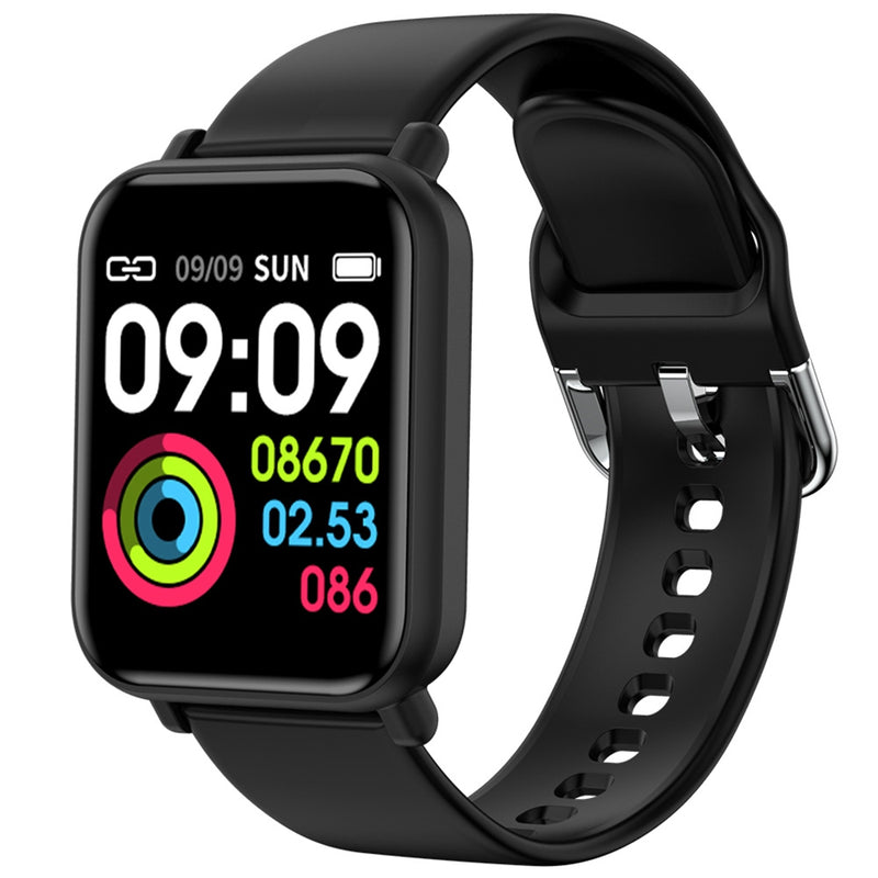 Imosi R16 Smart Bluetooth Sports Watch Heart Rate Blood Oxygen Monitor Multi-sport Modes Fitness Tracker
