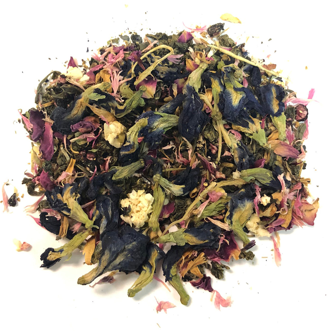 Magic Color-Changing Loose-leaf Tea