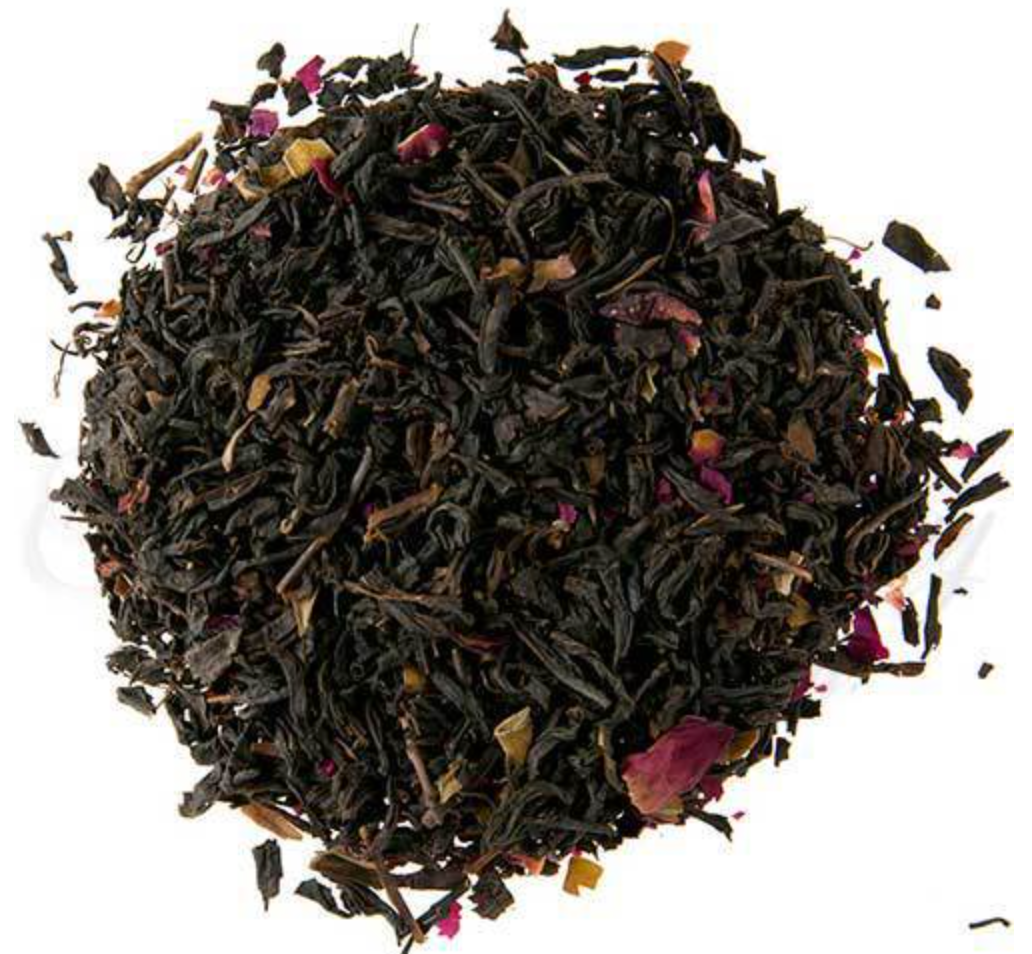Rose Congou Emperor Tea - loose leaf tea by the ounce