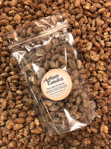 Sweet Spiced Almonds