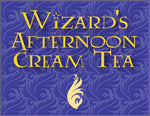 Load image into Gallery viewer, Wizard's Afternoon Cream Tea