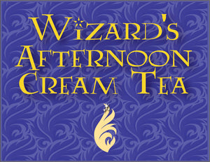 Wizard's Afternoon Cream Tea