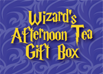 Load image into Gallery viewer, Wizard's Afternoon Tea Gift Box