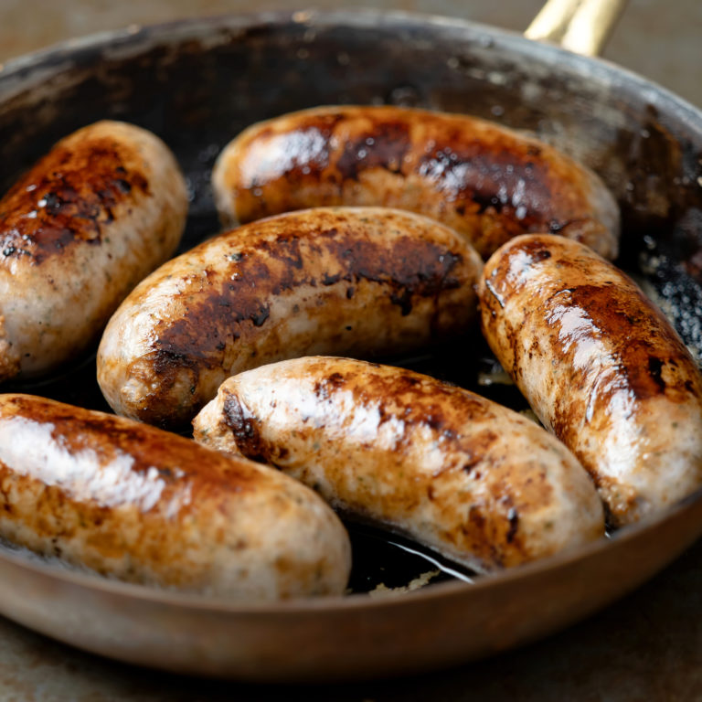 English-style Bangers 4 pack