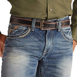 Ariat Men's M5 Slim Gambler Stackable Straight Leg Jean