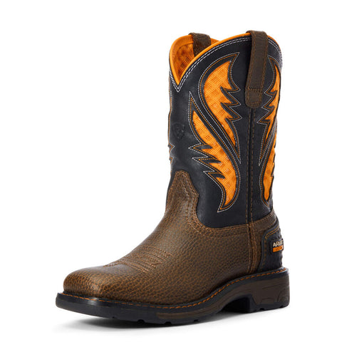 Ariat Boy's Work VentTEK Boot