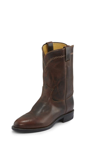 Justin Men's Brock Pecan Western Boot