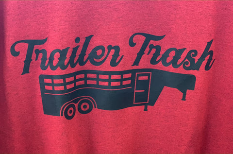 "Women's ""Trailer Trash"" T-Shirt"