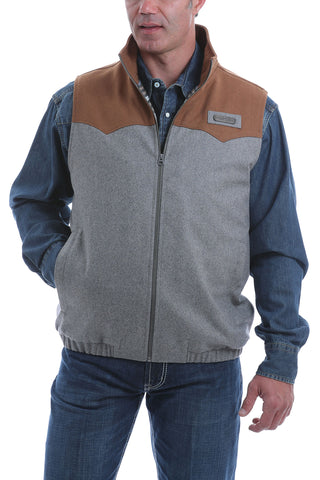 Cinch Men's Color Block Vest