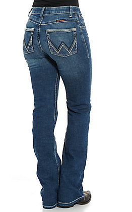 WRANGLER WOMEN'S ULTIMATE RIDING JEAN WILLOW
