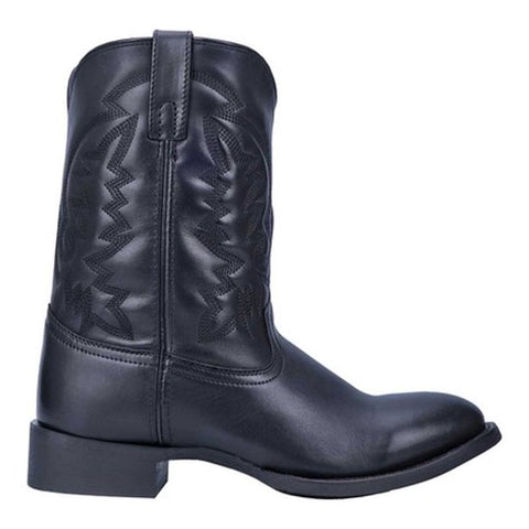 "Laredo Men's 10"" Black Roper"
