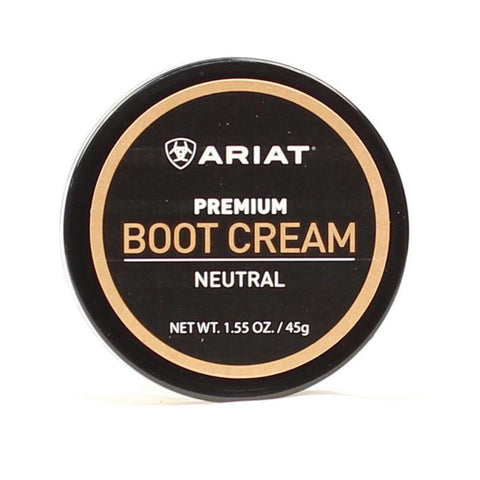 Ariat Neutral Boot Cream