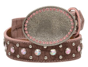 Angel Ranch Girls Western Belt