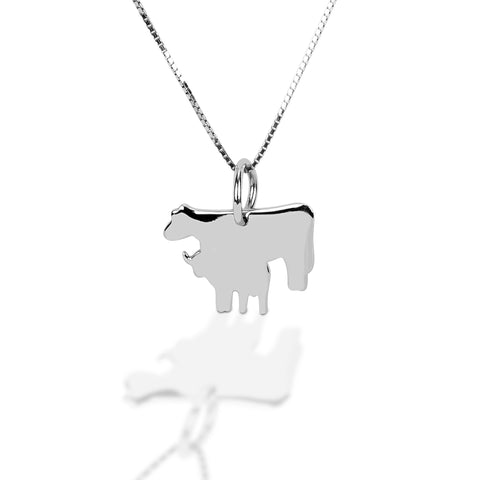 HCO Exclusive Cow/Calf Necklace