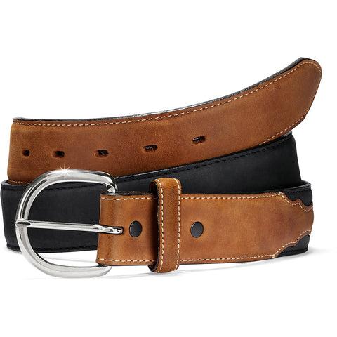 Justin Men's Classic Western Belt