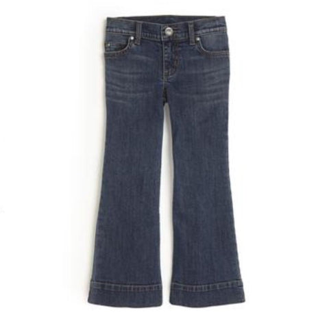 Wrangler Girl's Wide Leg Jean Trouser