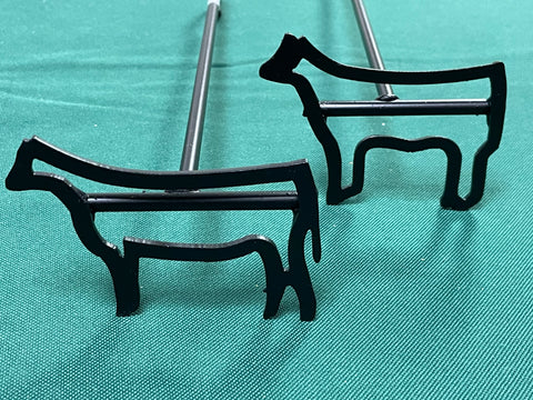 HCO Exclusive-Show Cattle Branding Iron