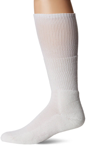 Thorlo Men's White Western Dress Sock