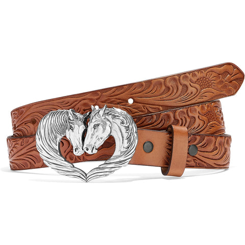 Girl's Spirit Heart Belt