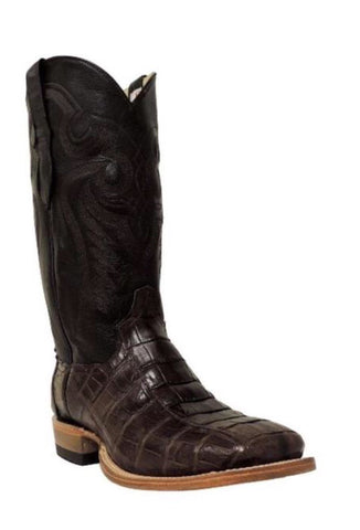 Cowtown Men's Caiman Square Toe Boots