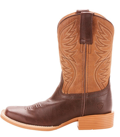 Ariat Kid's Brumby Western Boot