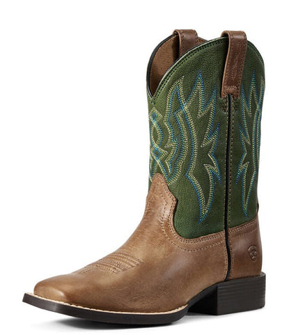 Ariat Kid's Pace Setter Western Boot