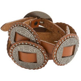 Dan Post Women's Western Concho Belt
