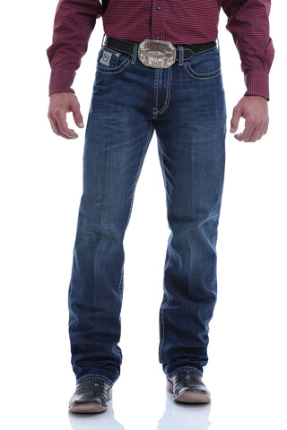 Cinch Men's White Label Dark Stone Wash