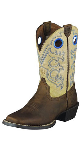 Ariat Kid's Crossfire Western Boot