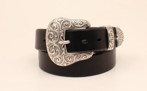 Ariat Women's Western Belt Black