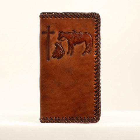 Nocona Wallet/Checkbook Cover