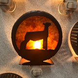 HCO Exclusive Livestock Circle Night Light