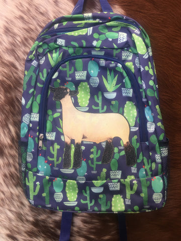 Lamb Backpack