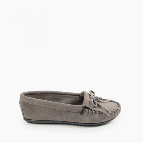 Minnetonka Women's Kilty Grey
